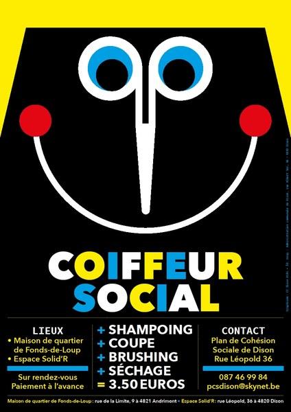 Coiffeur social 2019