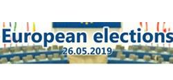Elections européennes 26 Mai 2019 - Inscriptions des citoyens des états membres de l'UE